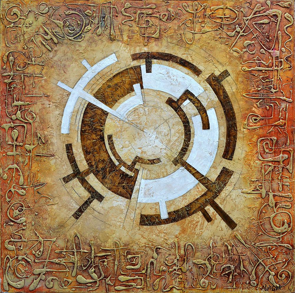 The Symbols' Geometry